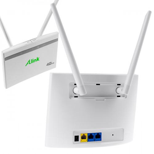 LTE интернет Киевстар с WiFi роутером Alink