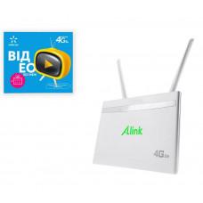 4G интернет Киевстар с роутером Alink