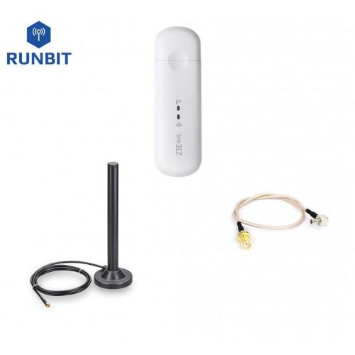 LTE интернет комплект для транспорта RunBit