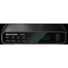 Тюнер Т2 IPTV World Vision T62D2