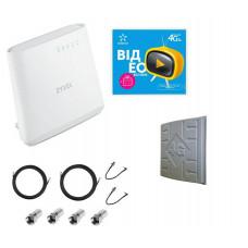 Комплект для 4G интернета Киевстар в село Runbit Pro