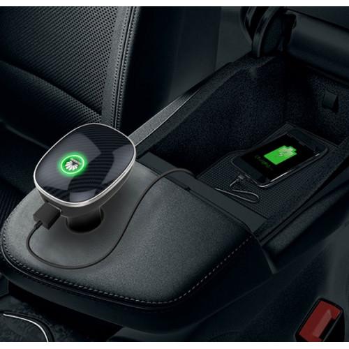 Автомобильный 3G/4G модем и Wi-Fi роутер Huawei E8377