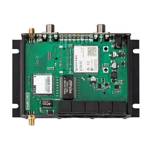 Роутер Kroks Rt-Cse mQ-EC со встроенным SMD модемом Quectel EC25-EC