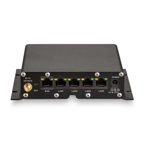 Роутер Kroks Rt-Cse DM mQ-E/EC 2U GNSS с двумя модемами и GPS/ГЛОНАСС