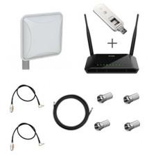 Комплект «4G Интернет в частный дом»