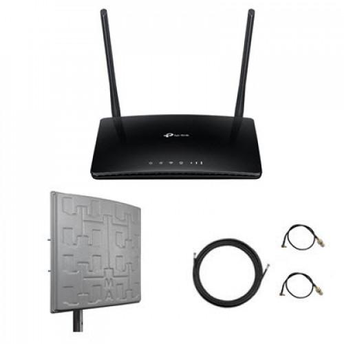 4G/3G Интернет в частном доме