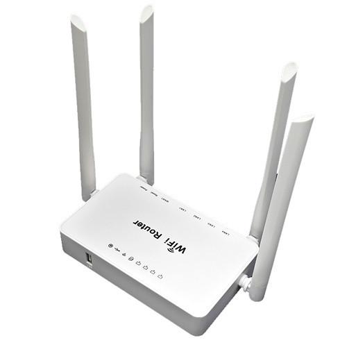 Роутер WiFi  для 3G/4G USB модемов ZBT WE1626