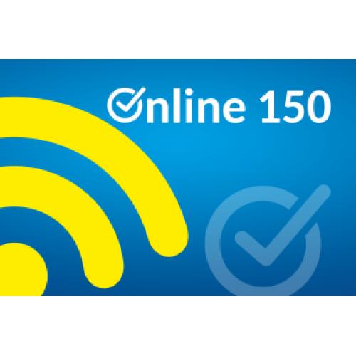 """Тариф Интертелеком """"Интернет 150"""""""