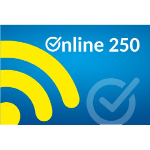 """Тариф Интертелеком """"Интернет 250"""""""