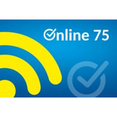 """Интертелеком тариф """"Интернет 75"""""""
