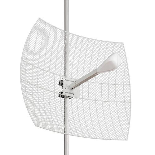 Комплект 4G параболик Kroks KNA27 - 1700/2700 для интернета