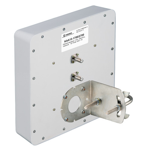 Широкополосная 3G/4G MIMO антенна Kroks KAA15-1700 / 2700