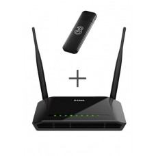 3G интернет комплект Wi-Fi роутер + 3G модем