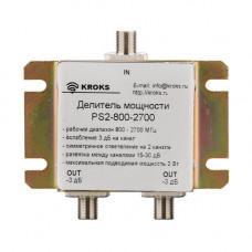 Делитель мощности Kroks PS2-800-2700-75
