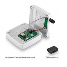 Роутер Kroks Rt-Ubx RSIM eQ-EC с m-PCI модемом Quectel EC25-EC, с поддержкой SIM-инжектора