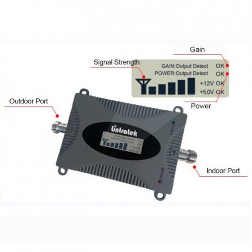Усилитель сотовой связи Lintratek KW16L GSM/4G LTE 900