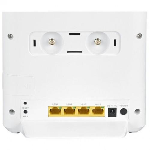 """Комплект LTE 4G/3G роутер Zyxel LTE3202-M430 + антенна Runbit 2 x 18 дБ  + Киевстар """"Домашний 4G"""""""