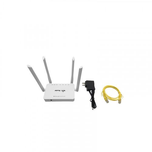Стационарный WiFi роутер ZBT WE3326 для работы с модемами 3G/4G