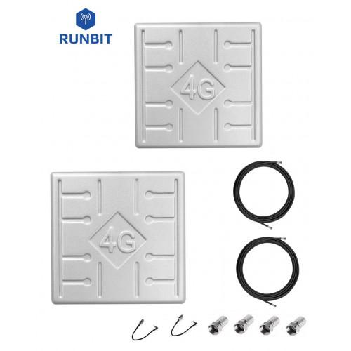 Комплект антенн RunBit SOLO MIMO