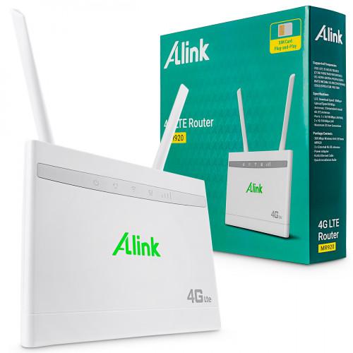 Стационарный 4G роутер Alink MR920