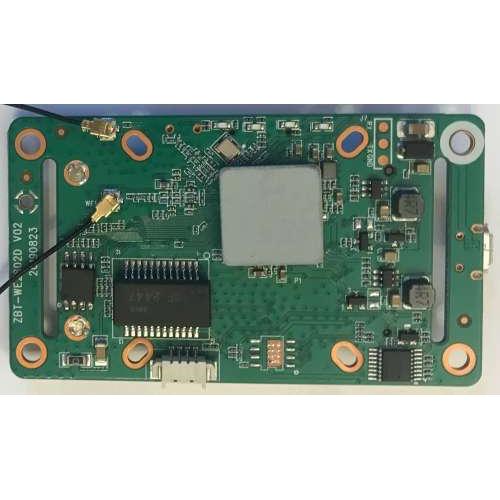 IoT роутер ZBT WE2802D с Mini PCI-E слотом для 4G модема и аппаратным WatchDog
