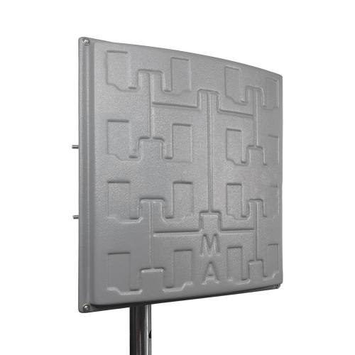Антенна панельная 3G / 4G LTE MIMO 2 x 17 dBi Сарма