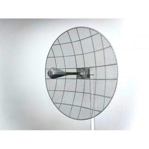 Комплект 4G параболик Kroks KNA30 - 1700/2700 для интернета