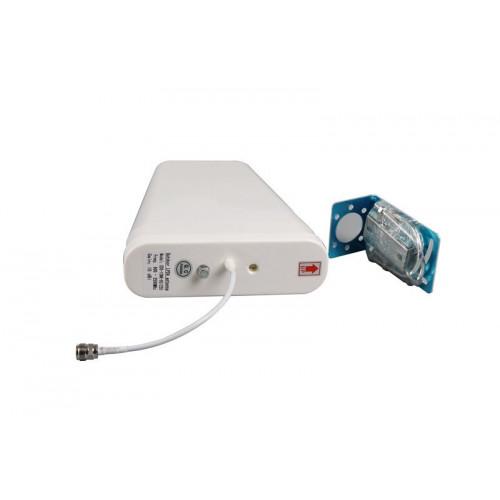 Комплект антенн с 2G/4G усилителем мобильной связи и интернета 900/1800