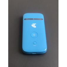 3G WiFi роутер ZTE MF65 blue