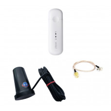 Комплект для 4G беспроводного интернета ZTE в авто