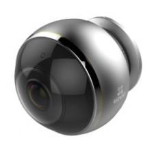 """Видеокамера Ezviz CS-CV346-A0-7A3WFR 3 Мп панорамная Wi-Fi камера с эффектом """"рыбий глаз"""""""
