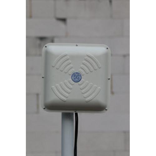 Панельная 4G LTE MIMO антенна Энергия 2x15 дБ