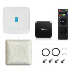 LTE интернет и TV за город