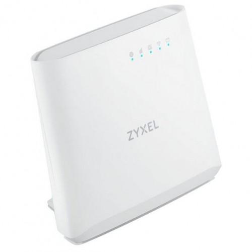 4G интернет комплект Киевстар Zyxel + Nano  в частный сектор