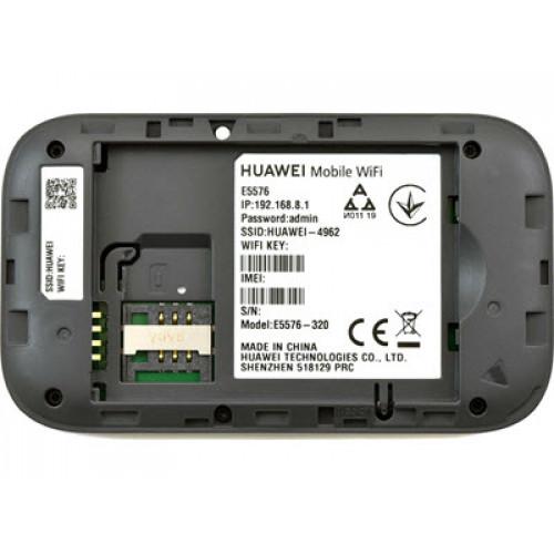 4G роутер WiFi Huawei E5576-320