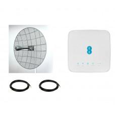 Комплект LTE MIMO параболик Kroks в село Pro Max