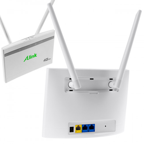 4G LTE MIMO интернет под ключ Параболик