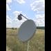 Антенна 3G/4G MIMO облучатель RunBit 2 х 14 дБ для усиления интернета