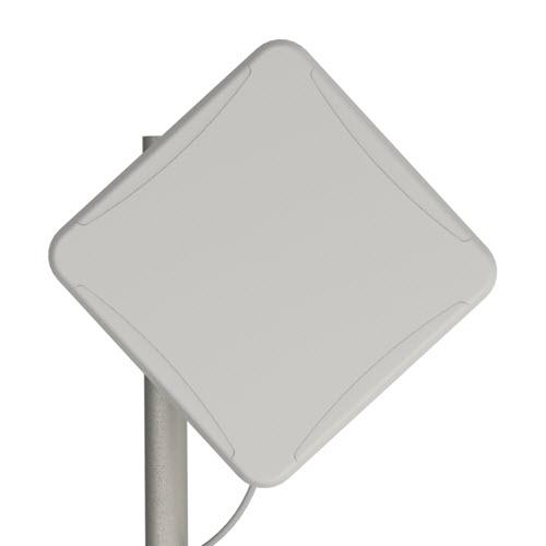 3G/4G антенна панельная Antex Petra Broad Bend MIMO 2x2 - 15 дБ UniBox