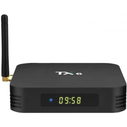 Смарт ТВ приставка Tanix TX6 TV BOX 4/64 GB