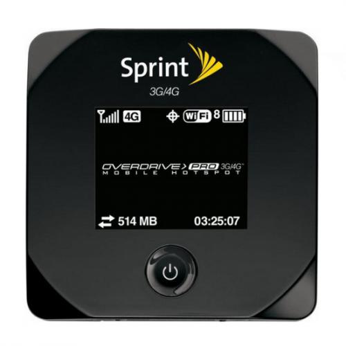 3G роутер Sierra W801