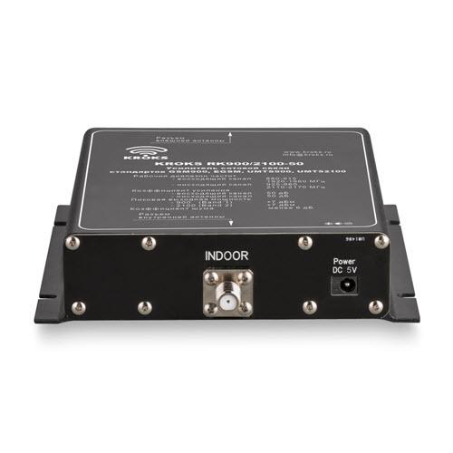 Двухдиапазонный репитер GSM и 3G сигнала KROKS RK900/2100-50