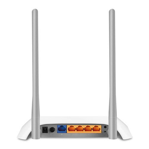 Комплект Wi-Fi роутер TP-Link TL-WR842N + 4G модем Huawei E3372
