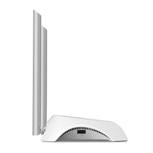 Комплект Wi-Fi роутер TP-Link TL-WR842N + 3G / 4G модем Huawei E3276