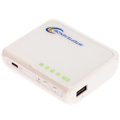 3G WiFi роутер Avenor V-RE500 (Rev. B) Интертелеком