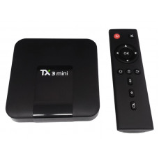 Смарт ТВ приставка Tanix TX3 Mini TV BOX 1/8 GB