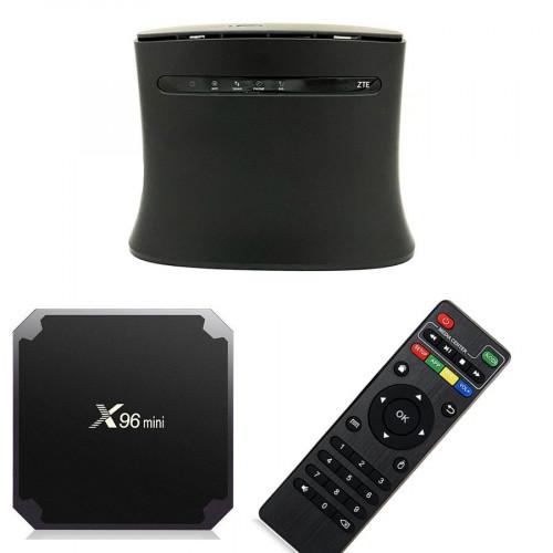 4G интернет и TV в квартиру