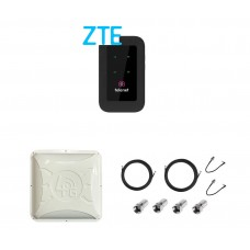 Комплект для резервного 4G интернета ZTE MF960 RunBit Alta