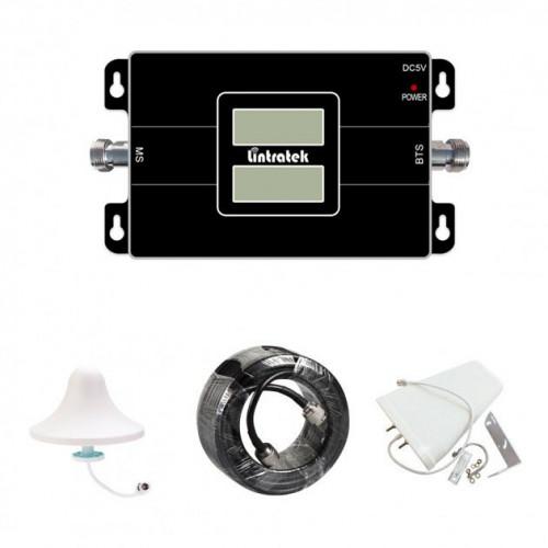 Комплект антенн с усилителем сотовой связи Lintratek KW17L-GD