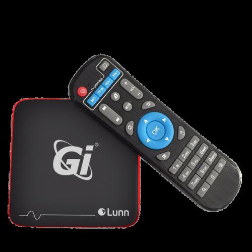 Смарт ТВ приставка GI Lunn Android